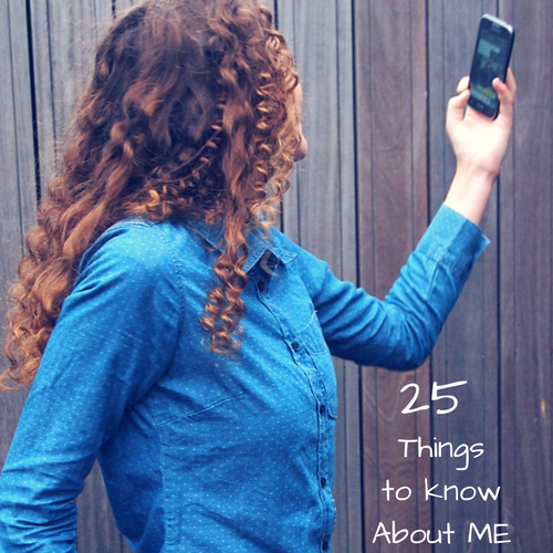 25-things-about-me
