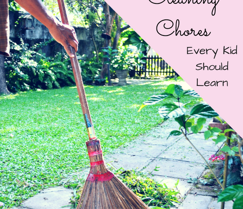 cleaning-chores-every-kid-should-learn