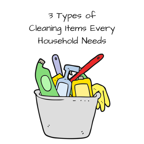 cleaning-items-every-household-needs