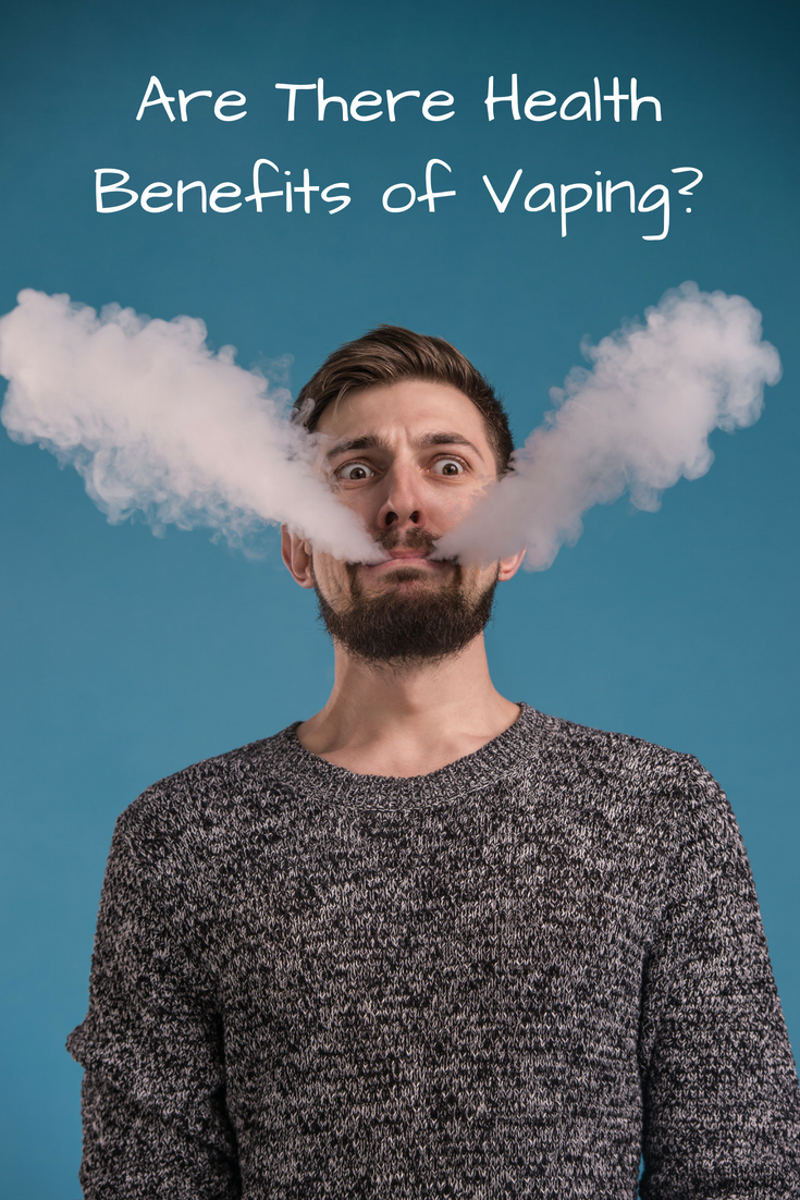Are There Health Benefits of Vaping? • Skirt Girlie