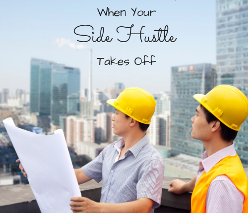 side-hustle-takes-off