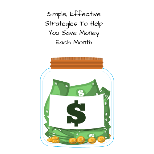 strategies-help-save-money