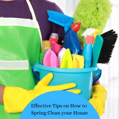 effective-tips-spring-clean-house